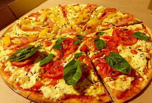 Pizzas para llevar Oropesa